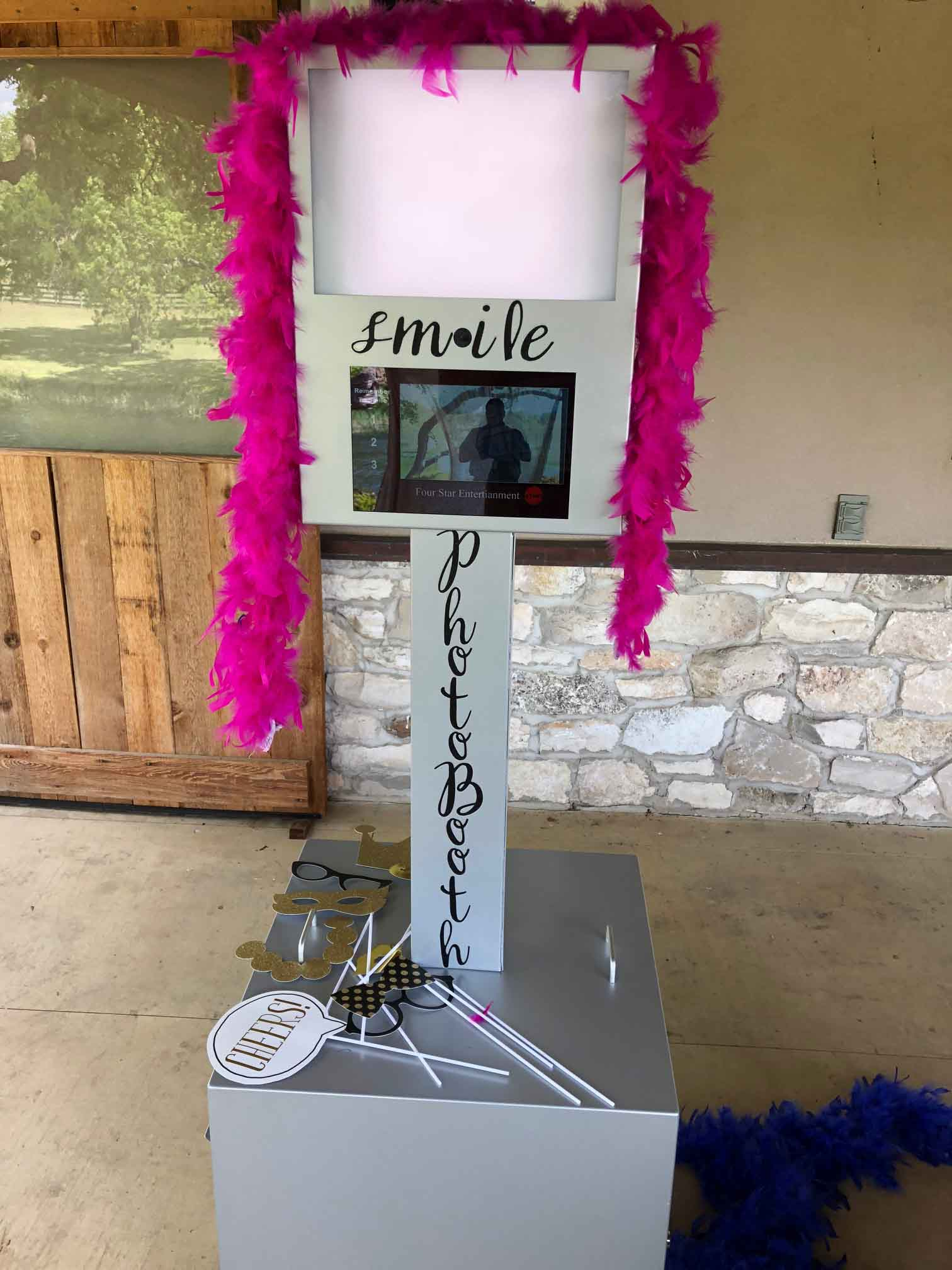 San Antonio Photo Booth